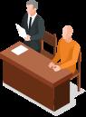 المرافعة والتقاضي في المحاكم التجارية والعمالية واللجان الشبه قضائية وغيرها