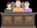 تمثيل الأفراد لدى الجهات القضائية وشبه القضائية والجهات الحكومية